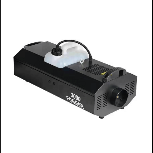 3000w smart fog machine